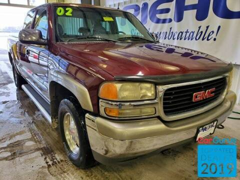 2002 GMC Sierra 1500 for sale at Piehl Motors - PIEHL Chevrolet Buick Cadillac in Princeton IL