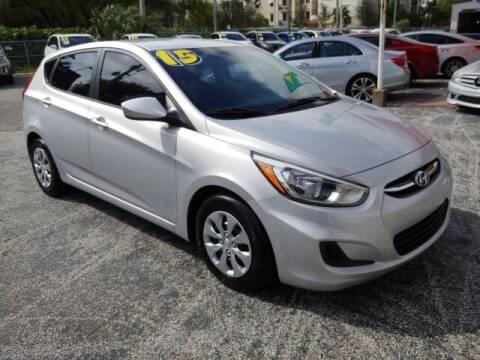 2015 Hyundai Accent for sale at Brascar Auto Sales in Pompano Beach FL