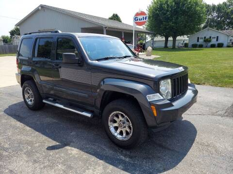 2010 Jeep Liberty for sale at CALDERONE CAR & TRUCK in Whiteland IN