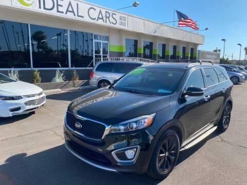 2016 Kia Sorento for sale at Ideal Cars Broadway in Mesa AZ