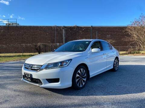 2014 Honda Accord Hybrid for sale at RoadLink Auto Sales in Greensboro NC