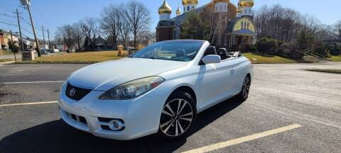 2007 Toyota Camry Solara for sale at Car Leaders NJ, LLC in Hasbrouck Heights NJ