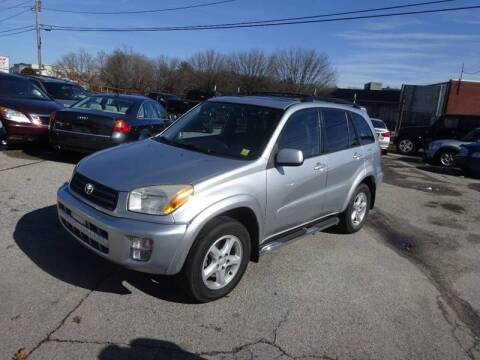2003 Toyota RAV4 for sale at QUALITY AUTO SALES OF NEW YORK in Medford NY