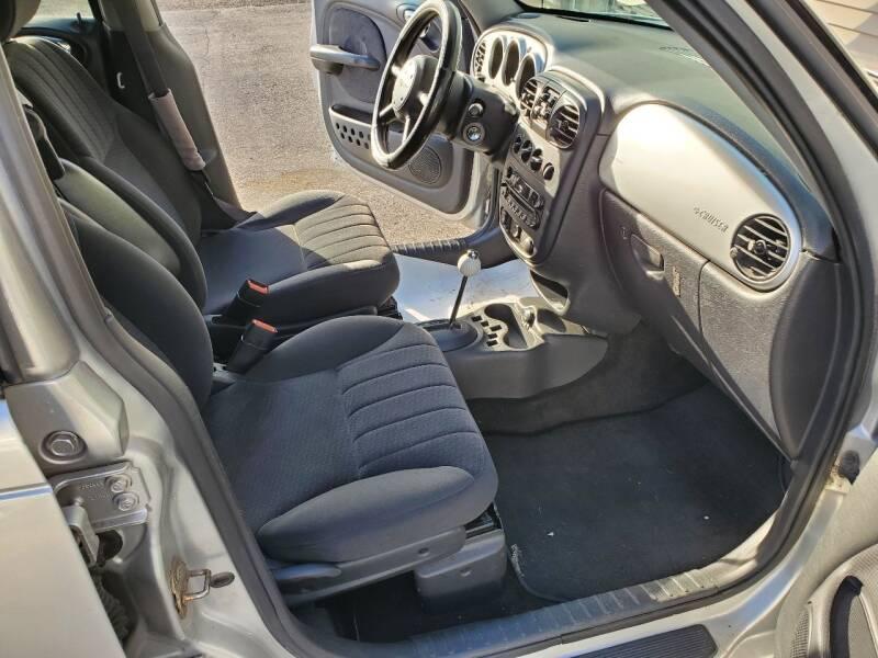2003 Chrysler PT Cruiser 4dr Wagon - Plymouth WI