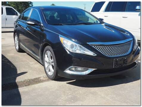 2012 Hyundai Sonata for sale at STRICKLAND AUTO GROUP INC in Ahoskie NC