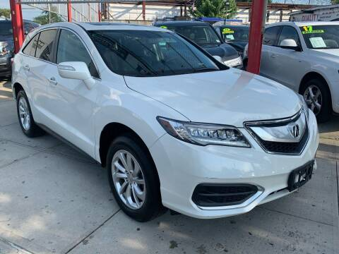 2018 Acura RDX for sale at LIBERTY AUTOLAND INC - LIBERTY AUTOLAND II INC in Queens Villiage NY