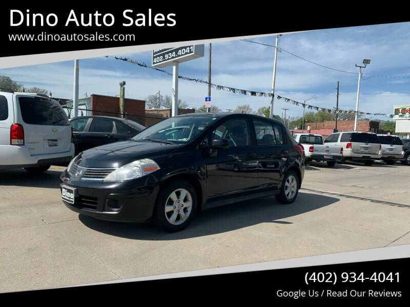 2008 Nissan Versa for sale at Dino Auto Sales in Omaha NE