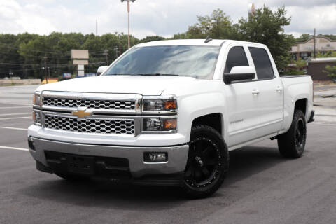 2015 Chevrolet Silverado 1500 for sale at Auto Guia in Chamblee GA