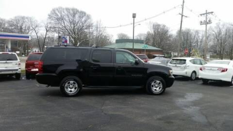 2012 Chevrolet Suburban for sale at VINE STREET MOTOR CO in Urbana IL