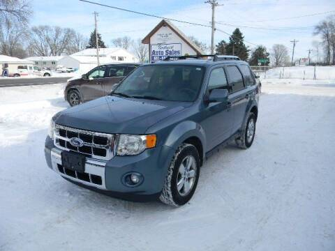 2012 Ford Escape for sale at Northwest Auto Sales in Farmington MN