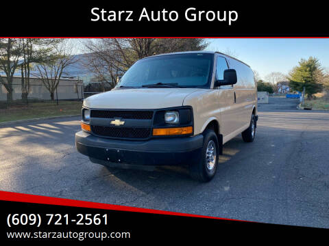 2015 Chevrolet Express Cargo for sale at Starz Auto Group in Delran NJ