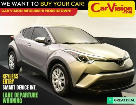2019 Toyota C-HR for sale at Car Vision Mitsubishi Norristown in Norristown PA