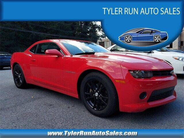 2014 Chevrolet Camaro for sale at Tyler Run Auto Sales in York PA