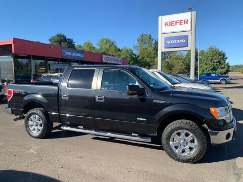 2013 Ford F-150 for sale at Kiefer Nissan Budget Lot in Albany OR