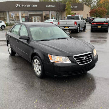 2009 Hyundai Sonata for sale at American & Import Automotive in Cheektowaga NY