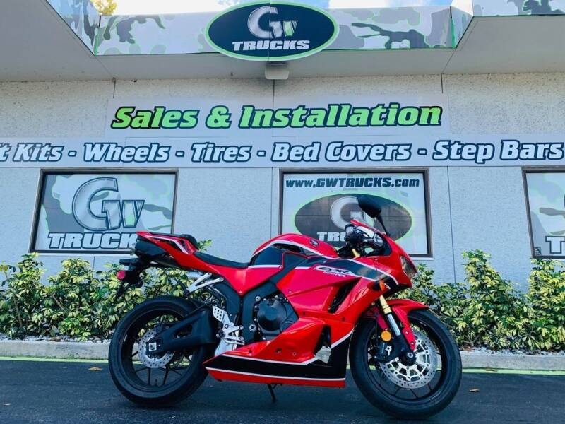 2018 Honda CBR600RR for sale at Greenway Auto Sales in Jacksonville FL