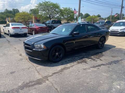 2012 Dodge Charger for sale at TKP Auto Sales in Eastlake OH