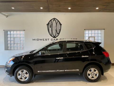 2015 Nissan Rogue Select for sale at Midwest Car Connect in Villa Park IL