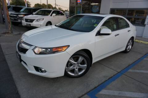 2013 Acura TSX for sale at Industry Motors in Sacramento CA