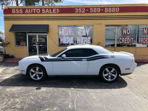 2011 Dodge Challenger for sale at BSS AUTO SALES INC in Eustis FL