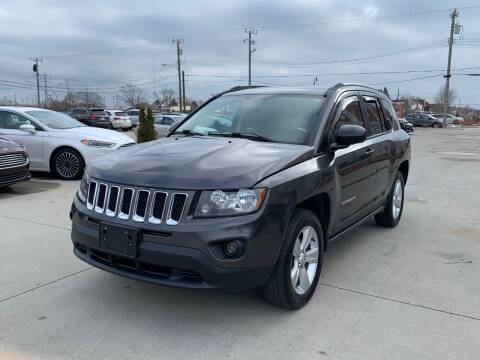 2015 Jeep Compass for sale at Crooza in Dearborn MI