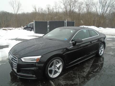 2018 Audi A5 for sale at Island Auto Buyers in West Babylon NY
