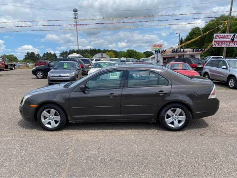 2006 Ford Fusion for sale at Affordable 4 All Auto Sales in Elk River MN
