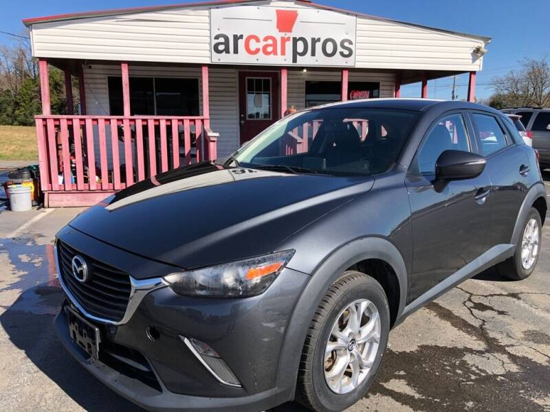 2016 Mazda CX-3 for sale at Arkansas Car Pros in Cabot AR