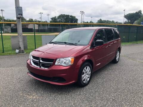 2015 Dodge Grand Caravan for sale at Cars With Deals in Lyndhurst NJ