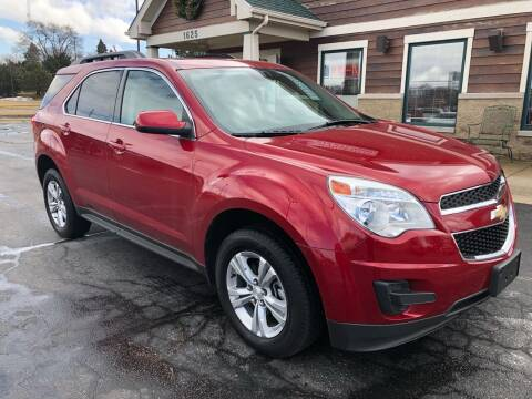 2015 Chevrolet Equinox for sale at Auto Outlets USA in Rockford IL