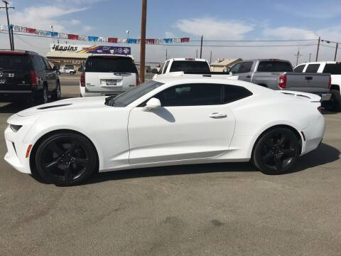 2017 Chevrolet Camaro for sale at First Choice Auto Sales in Bakersfield CA
