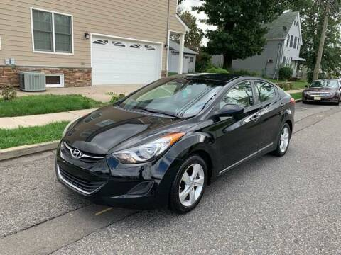2011 Hyundai Elantra for sale at Jordan Auto Group in Paterson NJ