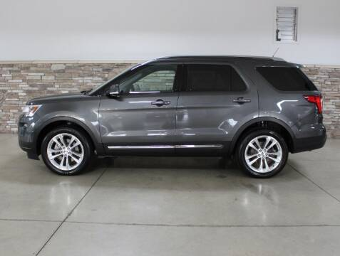 2019 Ford Explorer for sale at Bud & Doug Walters Auto Sales in Kalamazoo MI