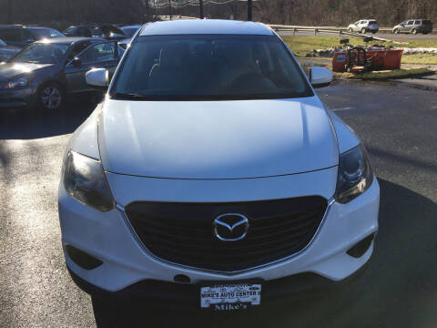 2014 Mazda CX-9 for sale at Mikes Auto Center INC. in Poughkeepsie NY