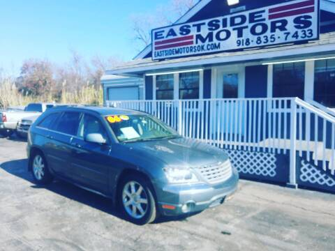 2006 Chrysler Pacifica for sale at EASTSIDE MOTORS in Tulsa OK