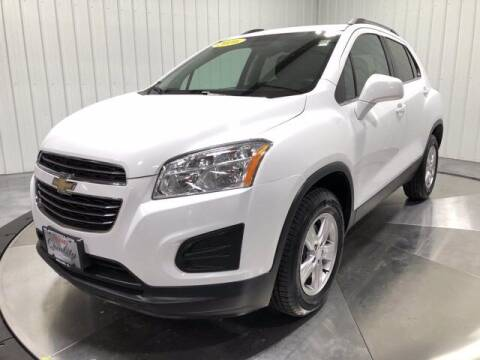 2016 Chevrolet Trax for sale at HILAND TOYOTA in Moline IL