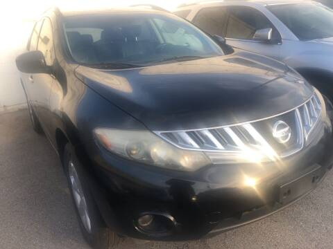 2009 Nissan Murano for sale at Auto Access in Irving TX