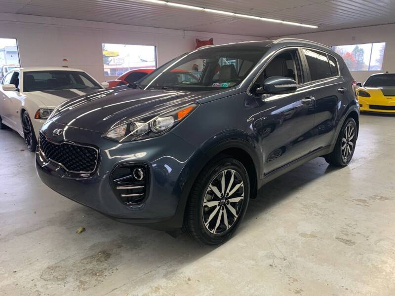 2019 Kia Sportage for sale at Stakes Auto Sales in Fayetteville PA