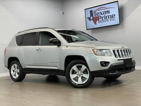 2011 Jeep Compass for sale at Texas Prime Motors in Houston TX