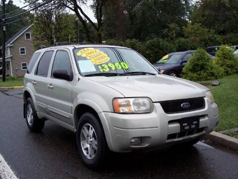 2004 Ford Escape for sale at Motor Pool Operations in Hainesport NJ