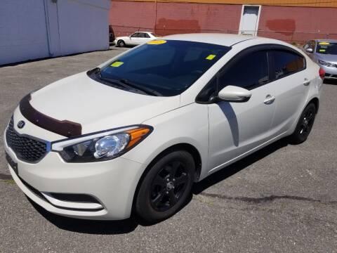 2015 Kia Forte for sale at LYNN MOTOR SALES in Lynn MA