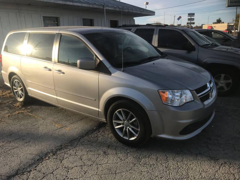 2016 Dodge Grand Caravan SE 4dr Mini-Van - Fort Scott KS