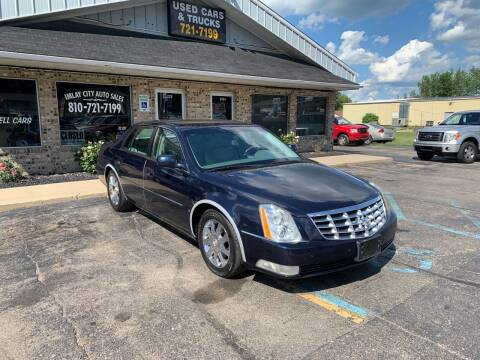 2006 Cadillac DTS for sale at Imlay City Auto Sales LLC. in Imlay City MI