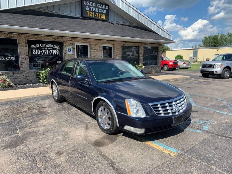 2006 Cadillac DTS for sale at Imlay City Auto Sales LLC. in Imlay City MI