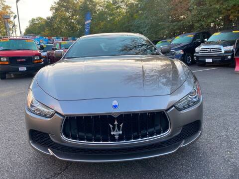 2016 Maserati Ghibli for sale at Elmora Auto Sales in Elizabeth NJ