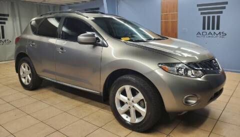 2010 Nissan Murano for sale at Adams Auto Group Inc. in Charlotte NC