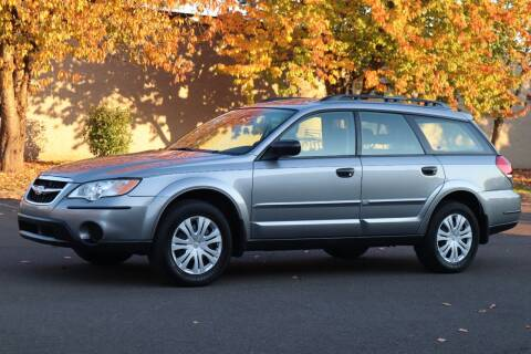 2008 Subaru Outback for sale at Beaverton Auto Wholesale LLC in Aloha OR