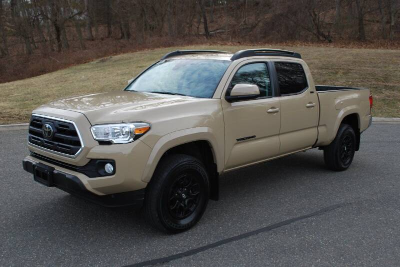 2019 Toyota Tacoma for sale at New Milford Motors in New Milford CT
