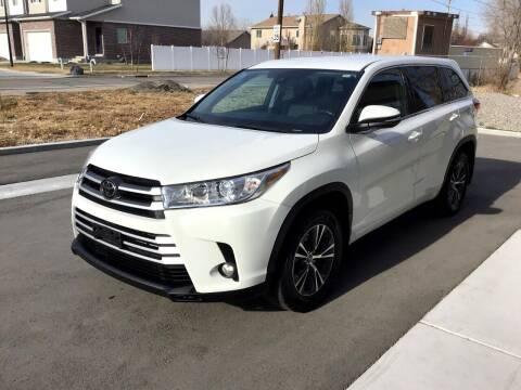 2017 Toyota Highlander for sale at Nasa Auto Group LLC in Passaic NJ