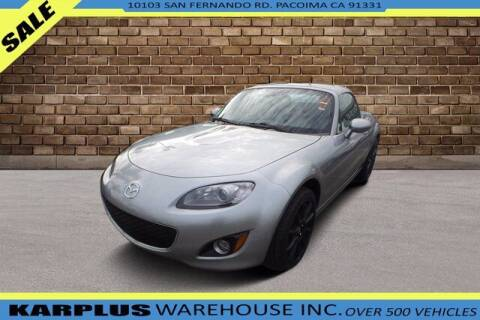 2012 Mazda MX-5 Miata for sale at Karplus Warehouse in Pacoima CA